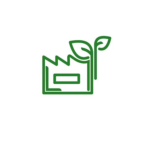 Sustainability Green Icon